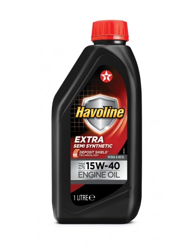 Havoline Extra SAE 15W-40
